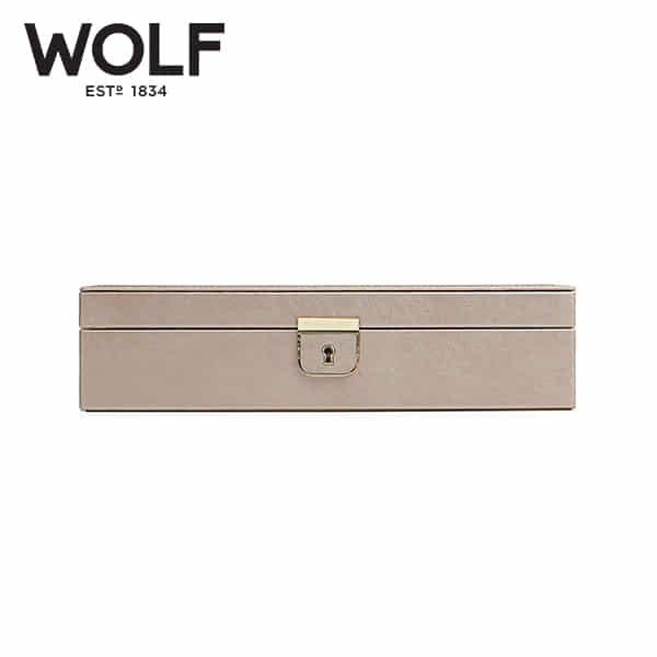 [울프 WOLF] 213278 (Palermo Medium Box Pewter) / 보석함 Jewel Box