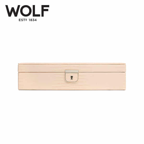 [울프 WOLF] 213294 (Palermo Medium Box Blush) / 보석함 Jewel Box