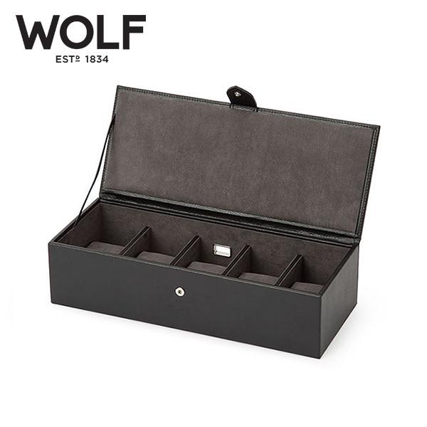 [울프 WOLF] 305502 / 시계보관함 5구 Blake 5pc watch box 타임메카