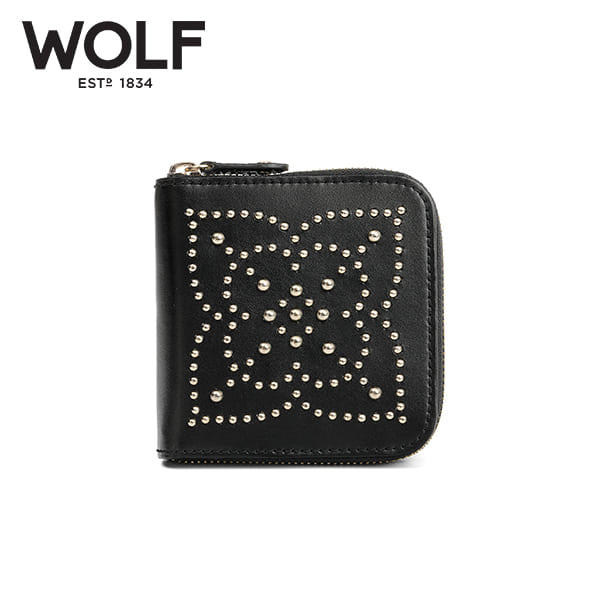 [울프 WOLF] 308502 / 보석함 Marrakesh Travel Case Black 타임메카
