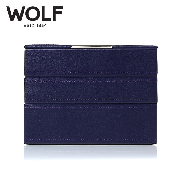 [울프 WOLF] 318317 (Stackables Mini Set Purple) / 보석함 Jewel Box