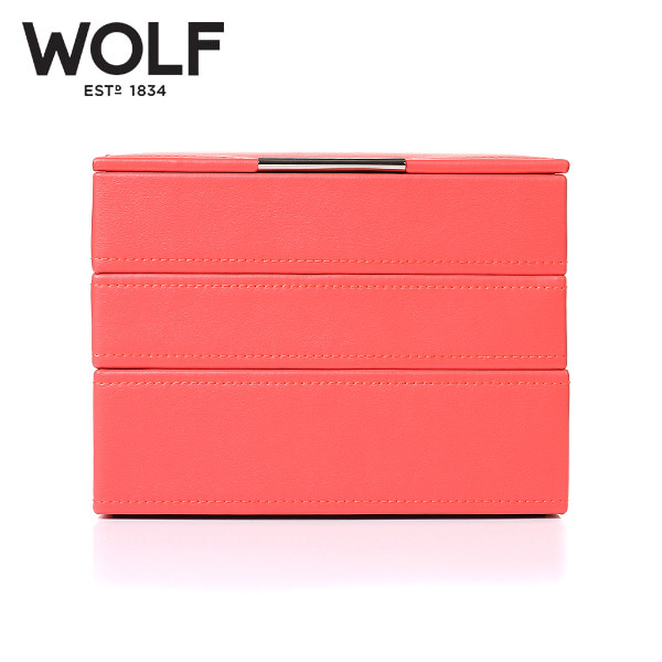 [울프 WOLF] 318342 (Stackables Mini Set Coral) / 보석함 Jewel Box