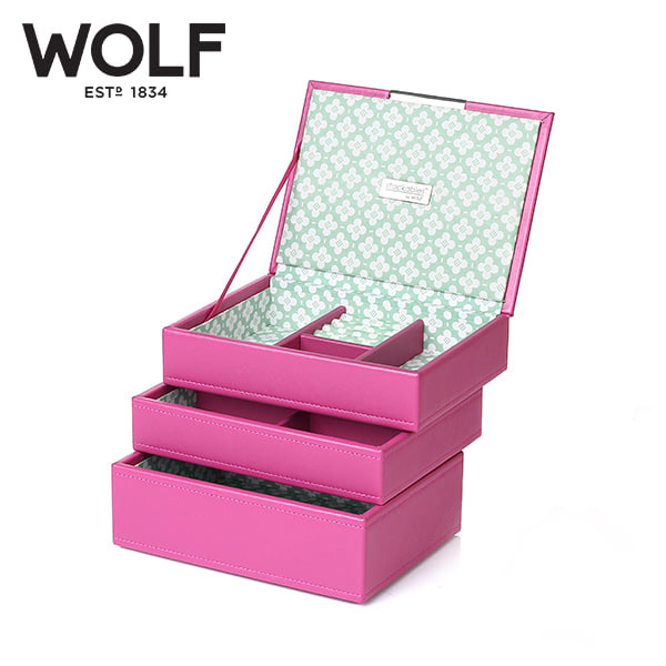[울프 WOLF] 318359 (Stackables Mini Set Orchid) / 보석함 Jewel Box