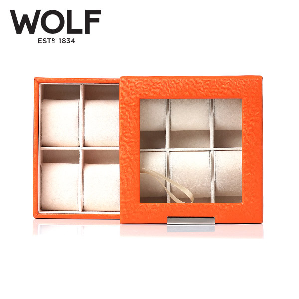 [울프 WOLF] 319639 (Stackables Watch Tray Set 2 x) / 시계보관함 Watch Cubbyhole