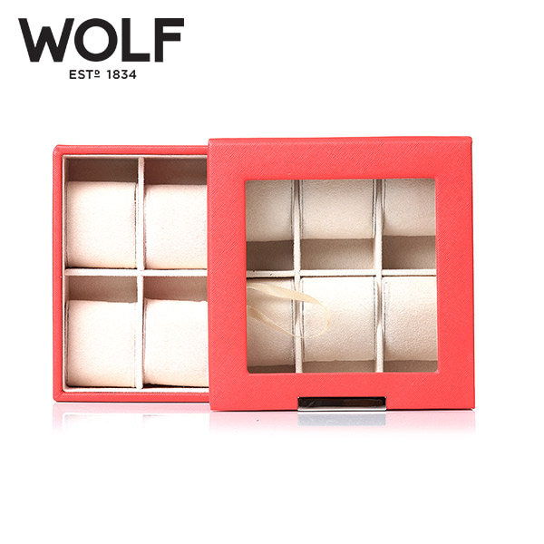 [울프 WOLF] 319642 (Stackables Watch Tray Set 2 x) / 시계보관함 Watch Cubbyhole