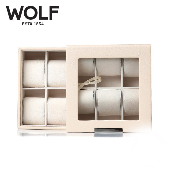 [울프 WOLF] 319653 (Stackables Watch Tray Set 2 x) / 시계보관함 Watch Cubbyhole