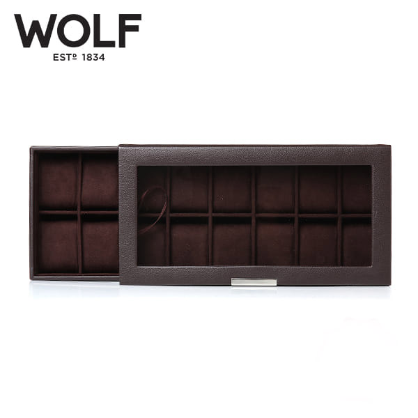 [울프 WOLF] 319706 (Stackables Watch Tray Set 2 x) / 시계보관함 Watch Cubbyhole