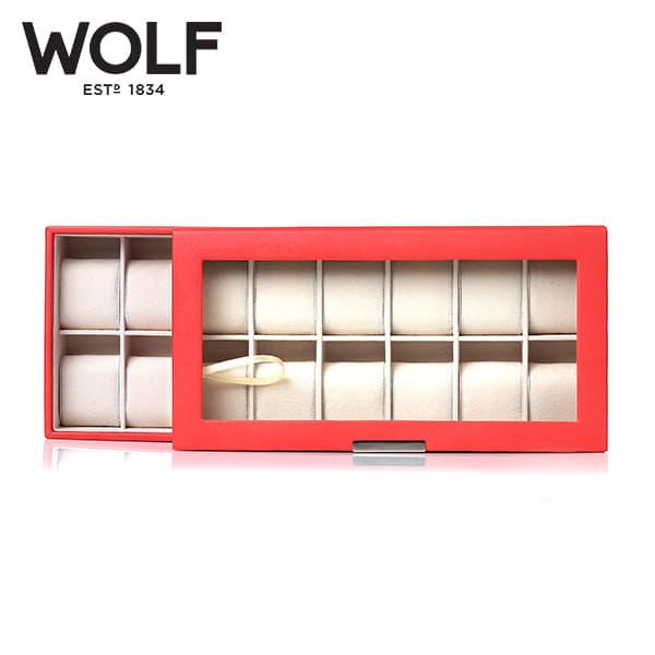 [울프 WOLF] 319742 (Stackables Watch Tray Set 2 x) / 시계보관함 Watch Cubbyhole