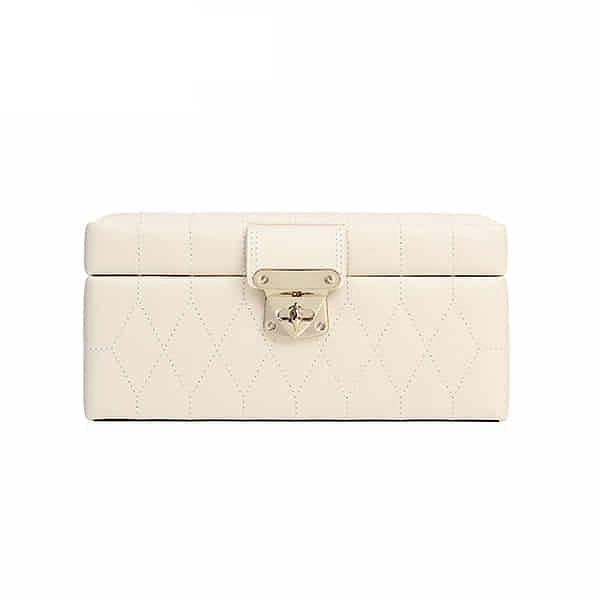[울프 WOLF] 329853 (Caroline Small Box Ivory) / 보석함 Jewel Box