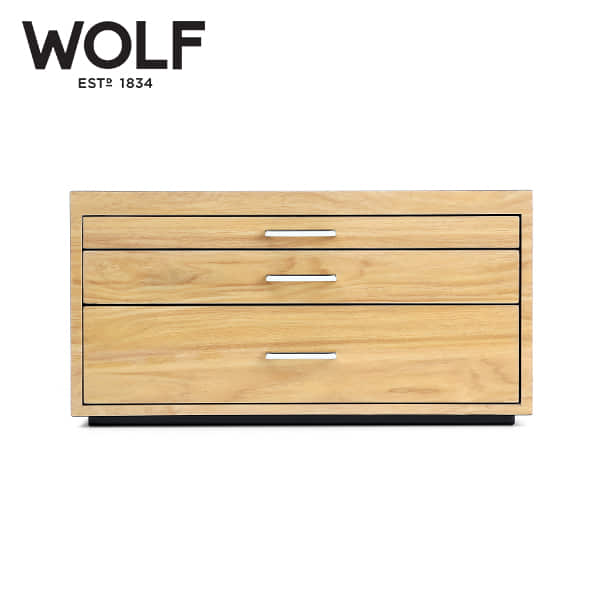 [울프 WOLF] 461028 (Meridian Watch Box Bld)  / 시계보관함 Watch Cubbyhole
