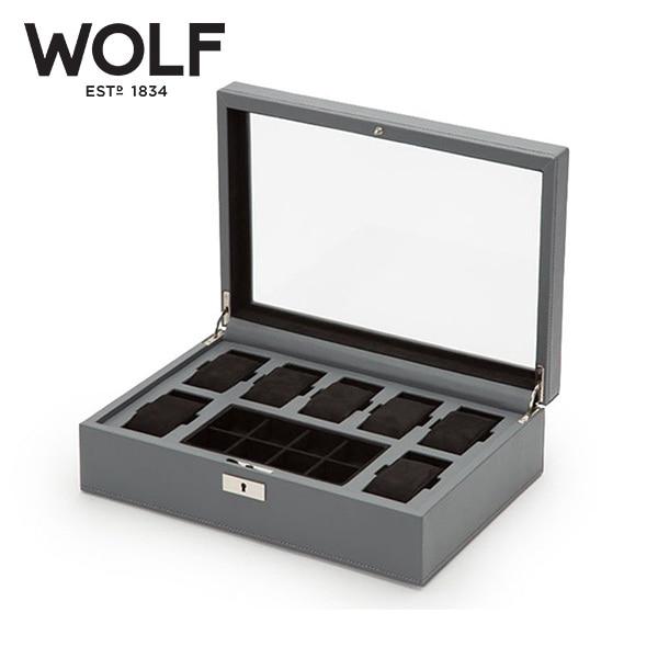 [울프 WOLF] 465265 / 시계보관함 7구 Howard 7pc Watch Box with tray 타임메카