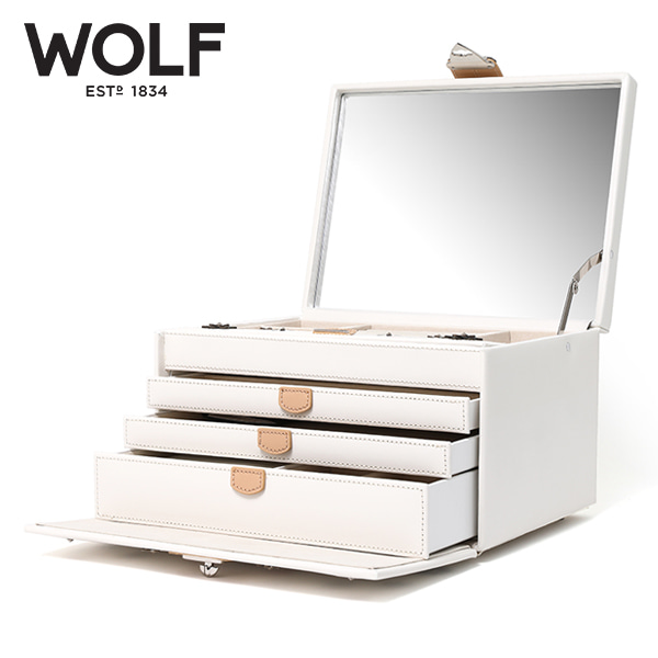 [울프 WOLF] 467053 (Blossom Large Jewelry Box) / 보석함 Jewel Box