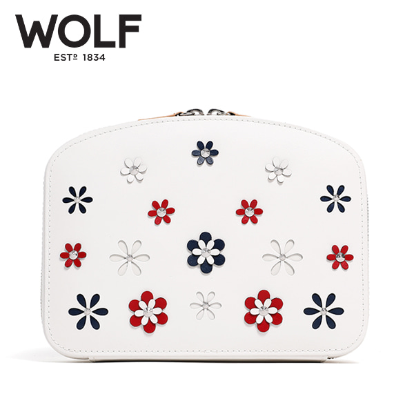 [울프 WOLF] 467353 (Blossom Travel Case) / 보석함 Jewel Box