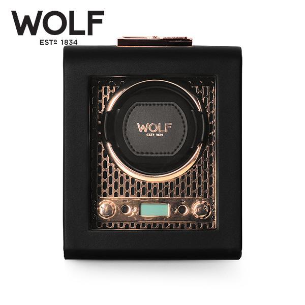[울프 WOLF] 469116 / 워치와인더 Axis Single Watch Winder Copper 타임메카