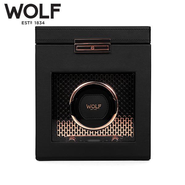 [울프 WOLF] 469216 (AXIS SINGLE WINDER W STG COPPER) 워치와인더 Watch Winder