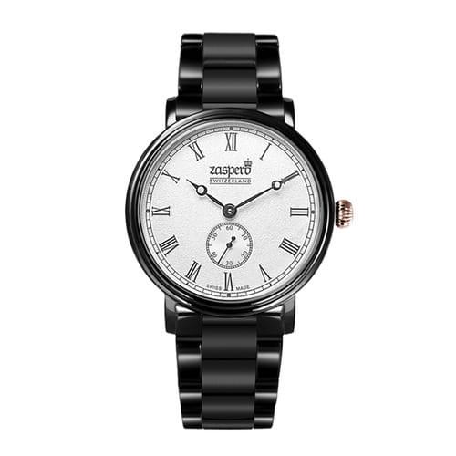 [자스페로 ZASPERO] CG101-42 커플 시계 남성용 메탈 39mm [자스페로코리아 정품]
