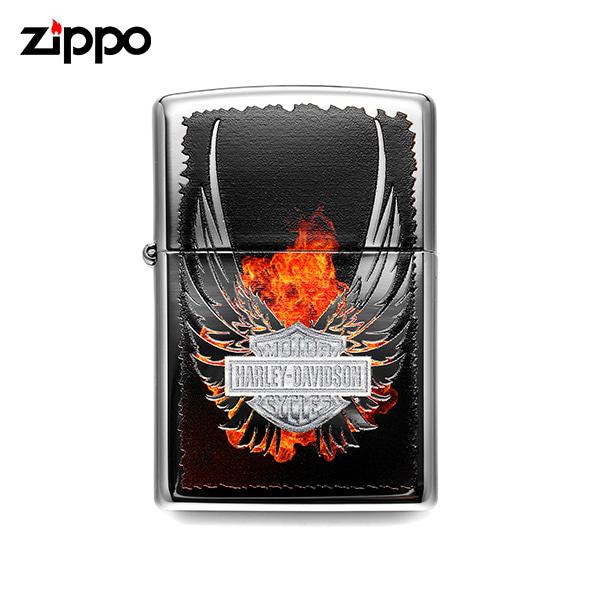 ☆-) [지포 ZIPPO] ZP28824 / 할리데이비슨 Harley Davidson