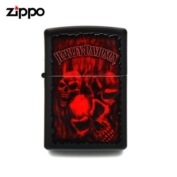 [지포 ZIPPO] ZP28826 / 할리데이비슨 Harley Davidson