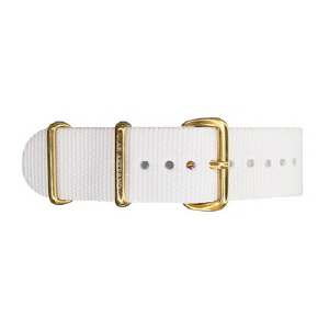 [에테르노시계 AETERNO] 40 BAND WHITE (GOLD)