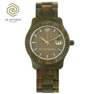 [에테르노시계 AETERNO] RAY/레이 남녀공용시계 (이태리 나무 시계)
