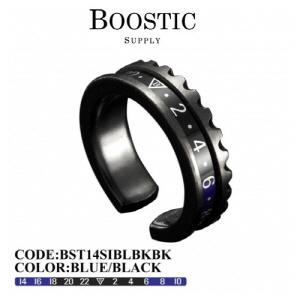 [부스틱서플라이 BOOSTICSUPPLY] BST14SIBLBKBK (블랙골드 플레이팅)