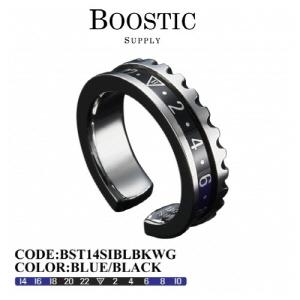 [부스틱서플라이 BOOSTICSUPPLY] BST14SIBLBKWG (화이트골드 플레이팅)