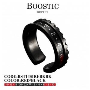 [부스틱서플라이 BOOSTICSUPPLY] BST14SIREBKBK (블랙골드 플레이팅)