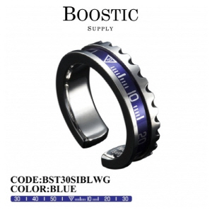 [부스틱서플라이 BOOSTICSUPPLY] BST30SIBLWG (화이트골드 플레이팅)
