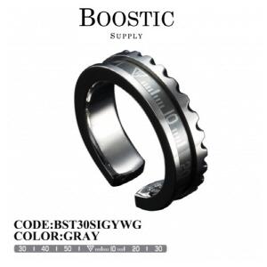 [부스틱서플라이 BOOSTICSUPPLY] BST30SIGYWG (화이트골드 플레이팅)