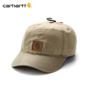 [칼하트 CARHARTT] 100289 탄 볼캡 캠프캡
