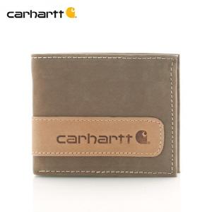 [칼하트 CARHARTT] 칼하트 지갑 61-2204 브라운