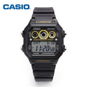[카시오시계  CASIO] AE-1300WH-1A/AE-1300WH-1AVDF 군인시계,스포츠시계