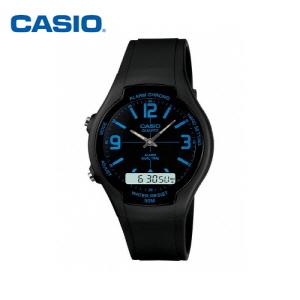 [카시오시계 CASIO] AW-90H-2BVDF 아나디지라인