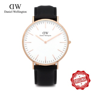 [다니엘 웰링턴시계 DANIEL WELLINGTON] 0107DW / 40mm 클래식 셰필드 CLASSIC SHEFFIELD ROSE GOLD