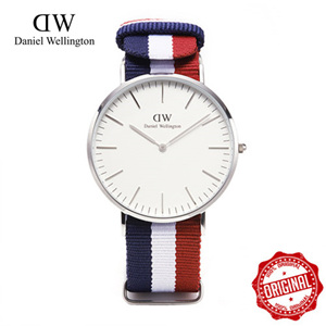 [다니엘 웰링턴시계 DANIEL WELLINGTON] 0203DW / 40mm 클래식 캠브릿지 CLASSIC CAMBRIDGE SILVER