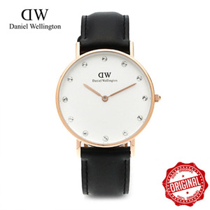 (발렌타인) [다니엘 웰링턴시계 DANIEL WELLINGTON] 0951DW / 34mm CLASSY SHEFFIELD ROSEGOLD LADY