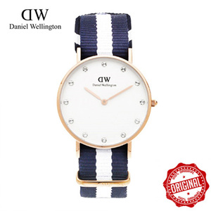 [다니엘 웰링턴시계 DANIEL WELLINGTON] 0953DW / 34mm CLASSY GLASGOW LADY