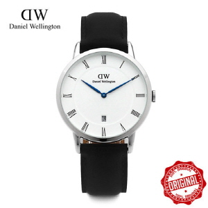 [다니엘 웰링턴시계 DANIEL WELLINGTON] 1121DW / 38mm Dapper Sheffield