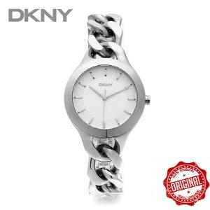 [도나카란뉴욕시계 DKNY] NY2216 / CHAMBERS 여성 실버 메탈시계 36mm