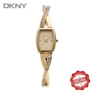 [도나카란뉴욕시계 DKNY] NY2237 X밴드 여성 골드 메탈시계 17mm x 28mm