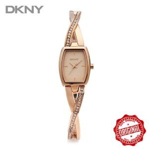 [도나카란뉴욕시계 DKNY] NY2238 X밴드 여성 로즈골드 메탈시계 17mm x 28mm