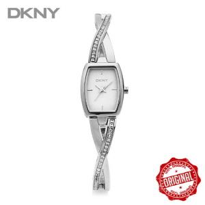 [도나카란뉴욕시계 DKNY] NY2252 X밴드 여성 실버 메탈시계 17mm x 28mm