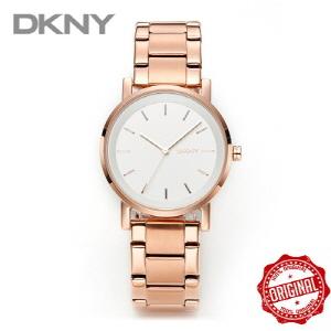 [도나카란뉴욕시계 DKNY] NY2344 잇걸 여성 로즈골드 메탈시계 34mm