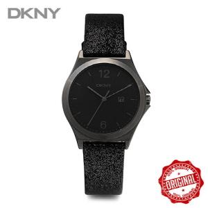 [도나카란뉴욕시계 DKNY] NY2373 여성 블랙 가죽시계 34mm