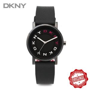 [도나카란뉴욕시계 DKNY] NY2390 여성 가죽시계 34mm