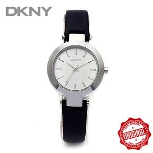 [도나카란뉴욕시계 DKNY] NY2412 여성 가죽시계 네이비 28mm