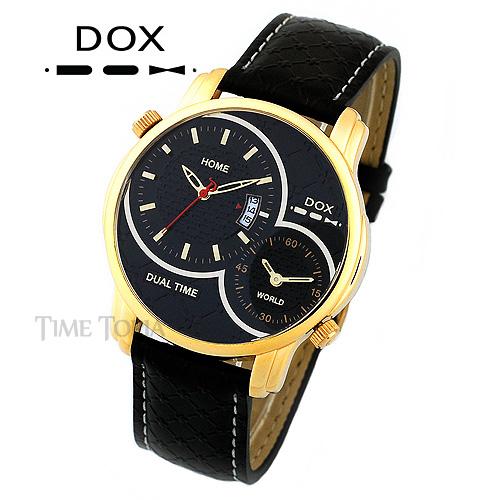 [독스시계 DOX]  DX010K607BGBK