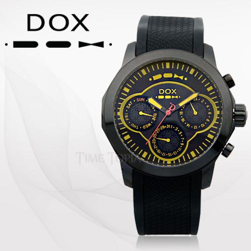[독스시계 DOX] DX634YEBK 미라클타임 단독할인 수량 딱 10개!!