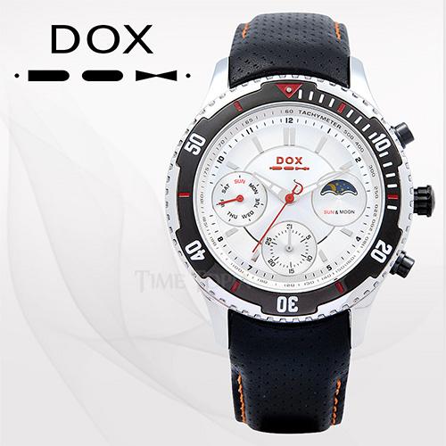 [독스시계 DOX] DX635-1WTBBK