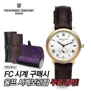 [프레드릭콘스탄트시계] FC-235M1S5 클래식 쿼츠 28mm [한국본사정품]
